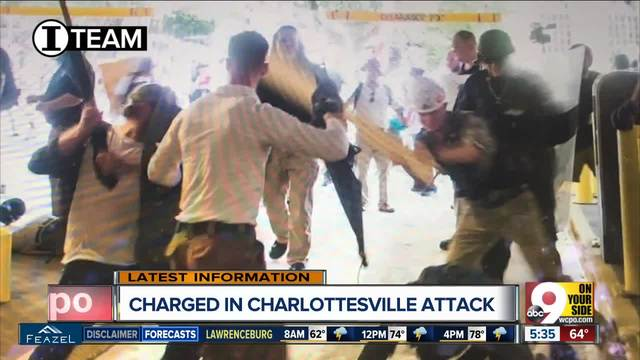 Third man arrested in Charlottesville beating of black man