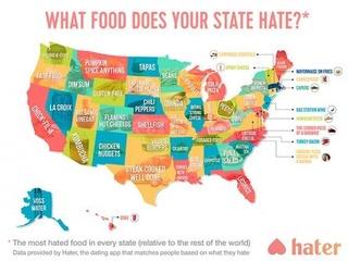 We hate pesto, hummus, charcuterie -- apparently