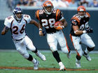 Remember Corey Dillon's record night of rushing?