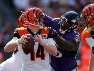 Fay: Don't blame Dalton for loss to Baltimore