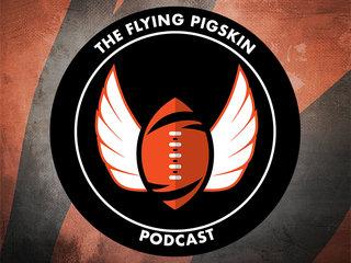 The Flying Pigskin