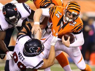 Will Bengals bench Dalton to save the season?