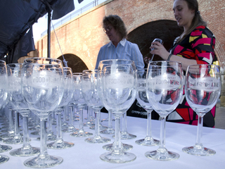Head to the river for Food + Wine Classic