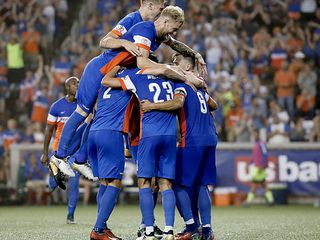 FC Cincinnati scores 4-2 win against Red Bulls