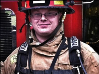Firefighter: I'd save dog over African-Americans