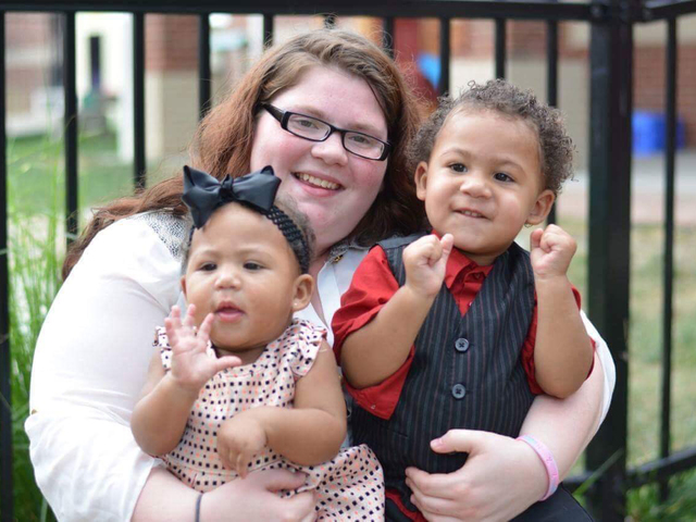 How Newport's Scholar House helps single parents