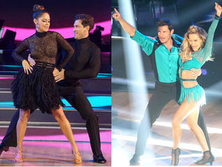 Vanessa Lachey out-danced her husband on DWTS