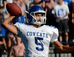 One of 3 unbeatens, CovCath faces a challenge