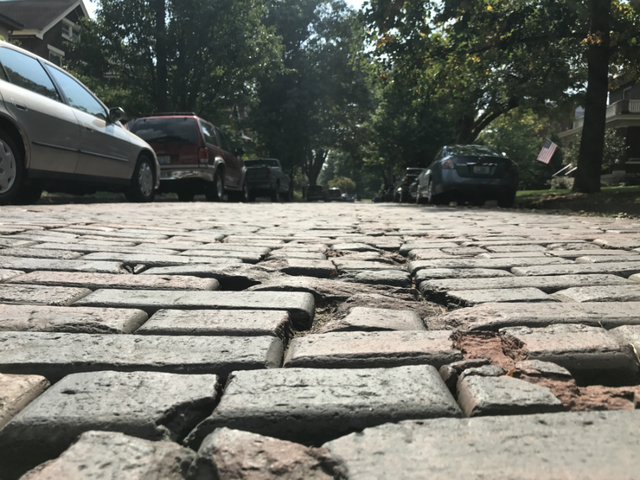 Newport: We need to save our brick streets