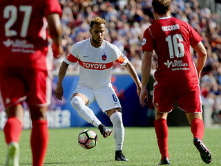 Walker a microcosm of what works for FC Cincy