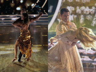 One Lachey dominated Monday night on DWTS