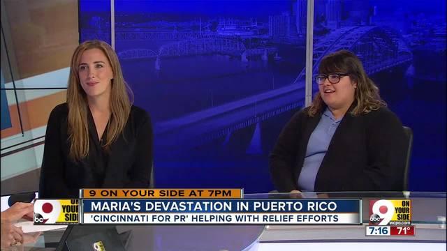 Iowa native making due after Hurricane Maria batters Puerto Rico