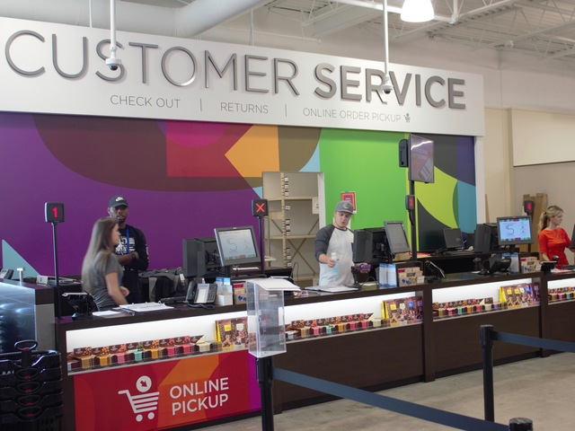At Less Than Half The Size Of A Standard Store A New Kohl S Opens In Blue Ash