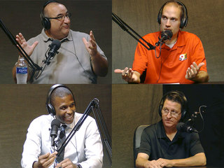 Podcast: Reporters discuss top football games