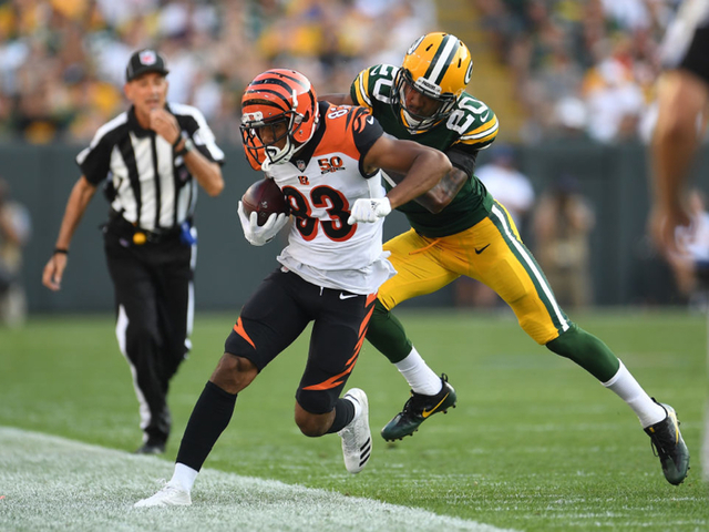 Bengals wide receiver faces drug charges
