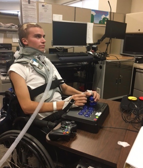 Elliot Feltner: UC Grad Continues Long, Arduous Recovery