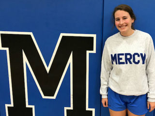 Final Mercy volleyball season fun and emotional