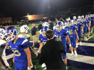 Covington Catholic steamrolls Highlands 52-0