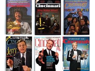 Cincy Magazine unveils 50th anniversary exhibit