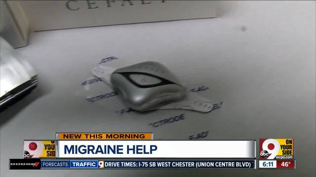 This little device could be the solution to your migraines