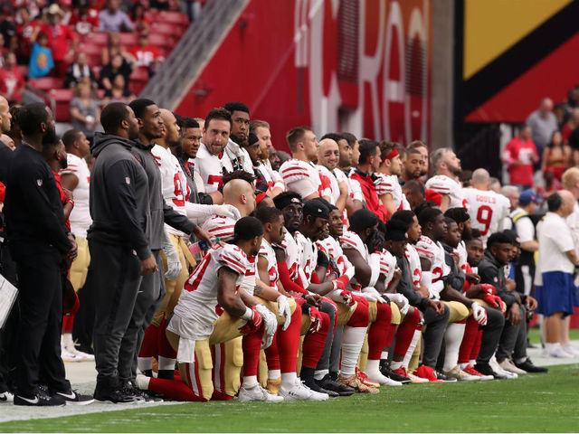 Broo View: Anthem issue brings owners to knees