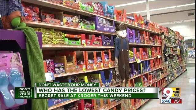Who has the lowest Halloween candy prices this year? | WCPO Cincinnati, OH