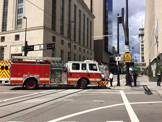 District fire chief sues city over promotion