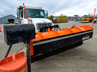Don't panic: You might see plows out this week