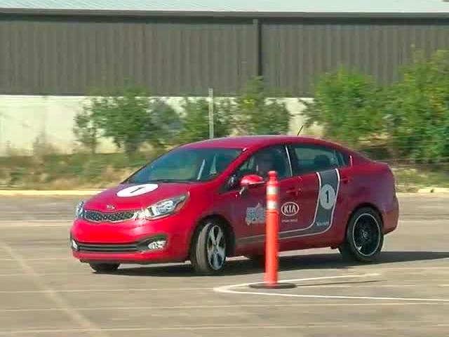 This driver program teaches more than the basics