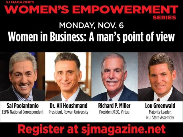 New Jersey magazine cancels all-male panel on women's empowerment