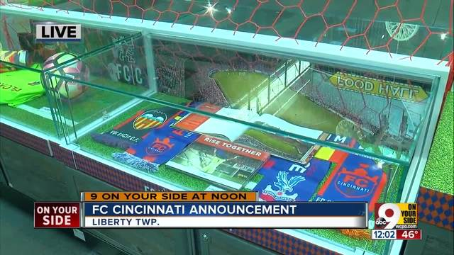 FC Cincinnati will learn its MLS fate at December 14 owners meeting