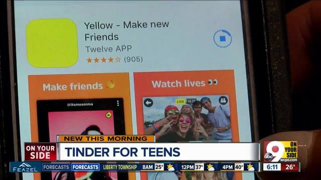 Parents- be wary of these -Tinder for teens- apps- police warn
