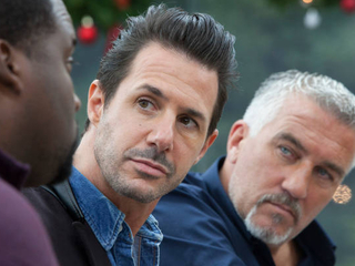 Baking show pulled amid sexual harassment claims