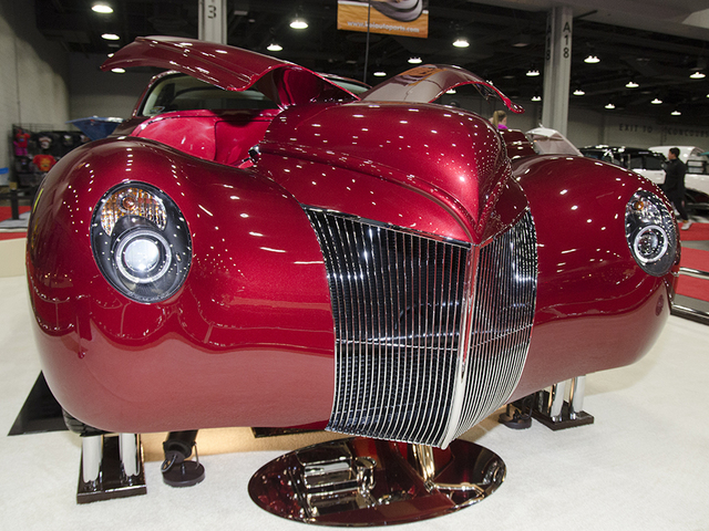 Cavalcade Of Customs Car Show In Ohio Gallery - Auto car show convention center