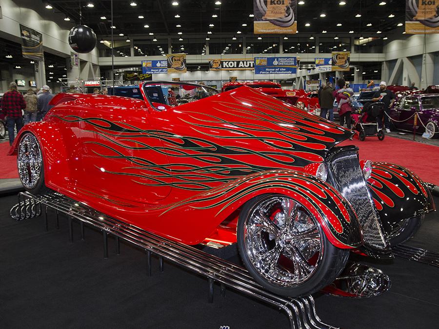 Cavalcade Of Customs >> 2018 Cavalcade of Customs car show in Ohio - Gallery ...