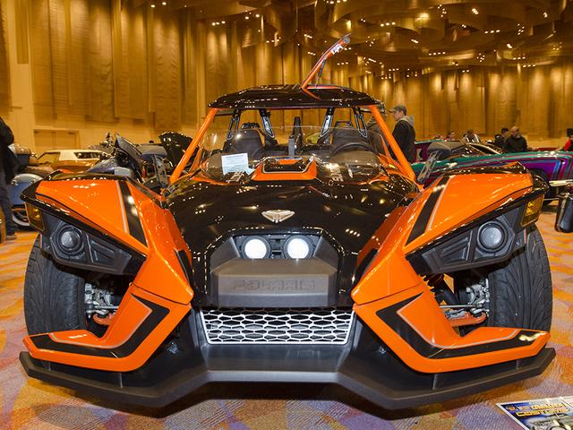 Cavalcade Of Customs Car Show In Ohio Gallery - Custom car show