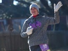 Teacher running 12 marathons to help students