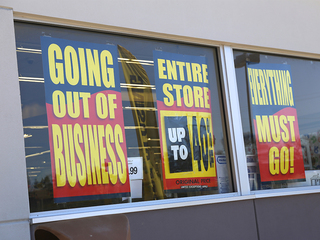 Toys R Us final days: Shoppers say goodbye