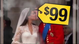 Bridal dress test: Look like a princess for $99?