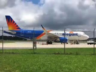 Allegiant announces nonstop service to Sarasota