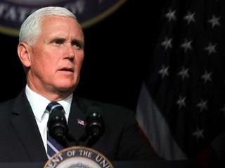 Pence in Cincinnati to promote candidate