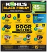 Kohl's Black Friday 2018 online sales begin