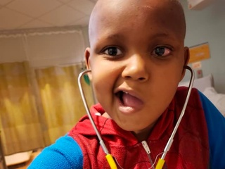Family requests Xmas cards for boy with cancer