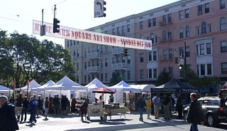 Hyde Park Square Art Show