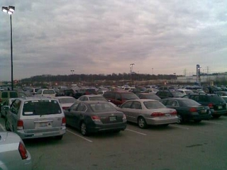 File photo of a parking lot