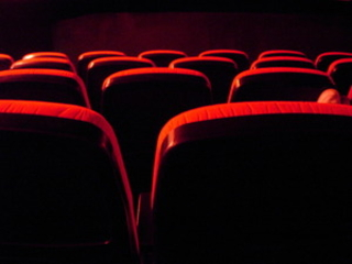 file photo of theater seats