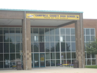 Campbell Co. school secures national rankings