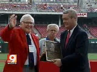 Reds exec Bob Howsam on Hall of Fame ballot