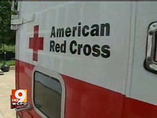 Tornadoes. Floods Overwhelm Red Cross Funds