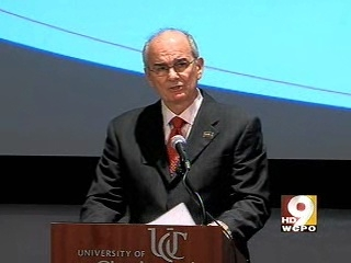UC President Greg Williams